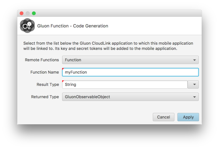 Gluon Mobile Documentation