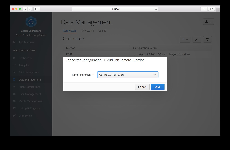 Gluon CloudLink Documentation
