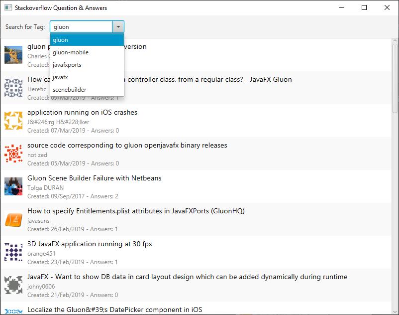 Gluon CloudLink Function Mapper Desktop App